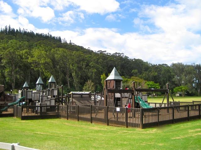 Playground on Haiku, Maui