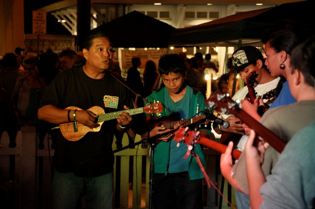 Wailuku First Friday in November