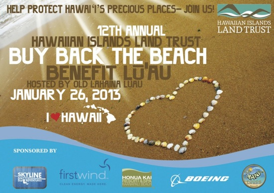 Buy Back The Beach
