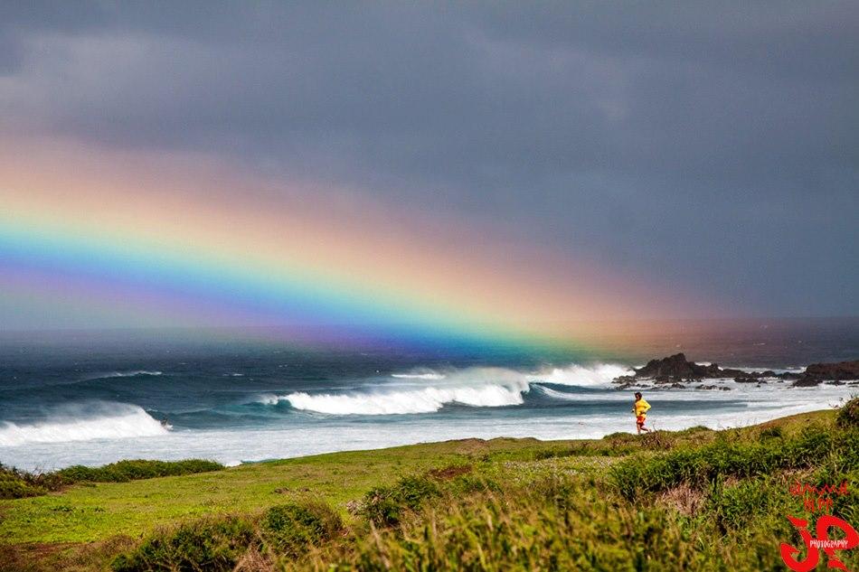 rainbow on Maui 1