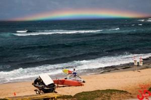 rainbow on Maui 3