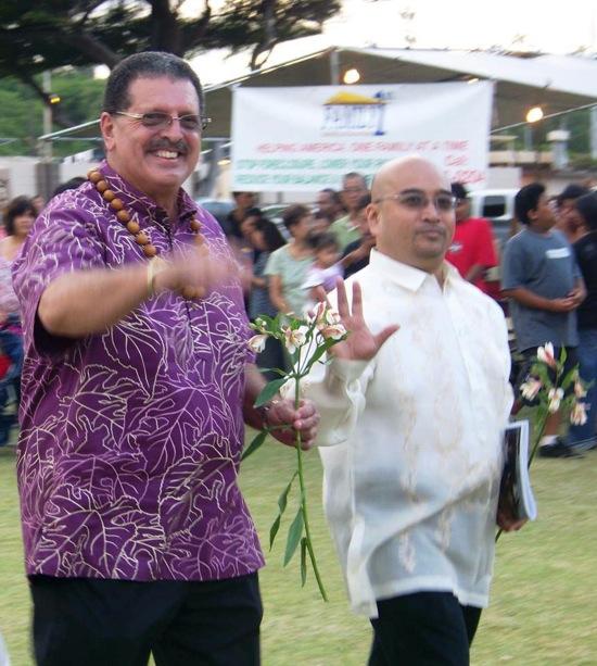 Barrio Fiesta Maui Gil Agaran