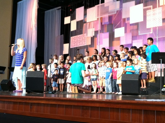 Mothers Day at Hope Chapel