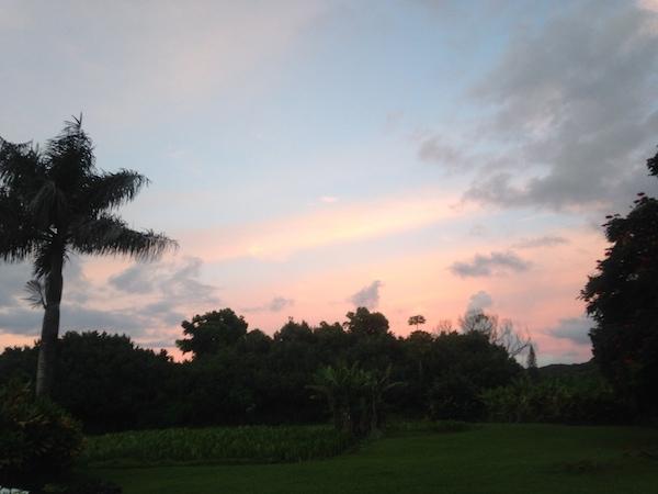 Keanae Maui Sunset 1