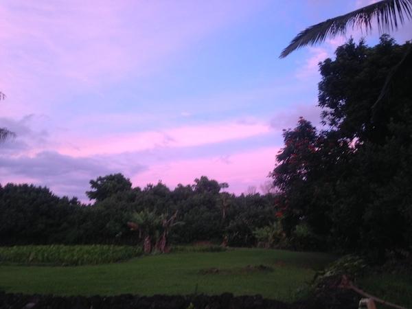 Keanae Maui Sunset 3