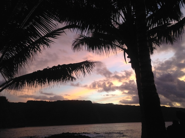 Keanae Maui Sunset 4