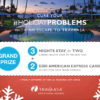 Cure Holiday Problems With Escape to TRrvaasa