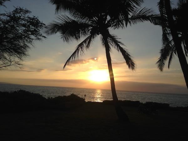 Maui Sunset Kihei  2