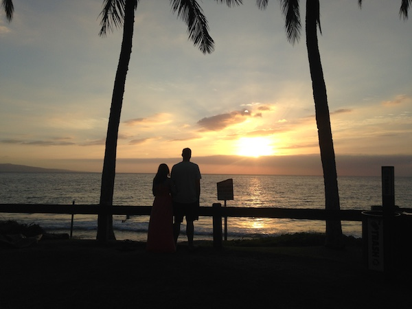 Maui Sunset Kihei   4