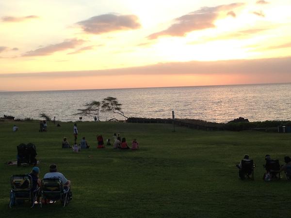 Maui Sunset Kihei   5