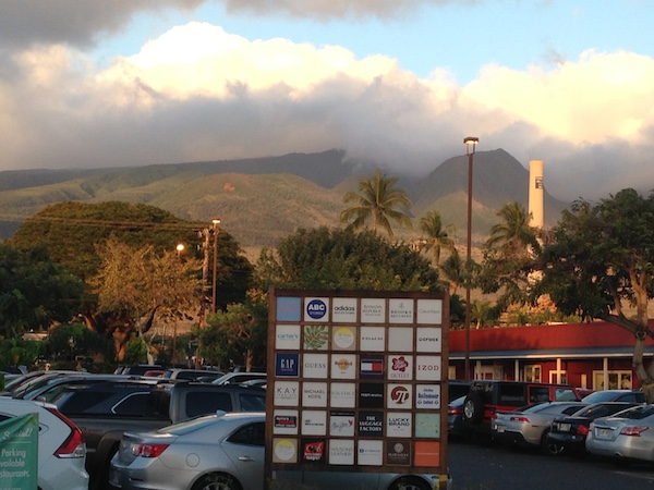 The Outlets of Maui in Lahaina Maui