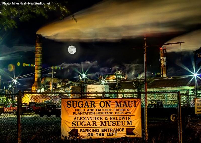 Sugar Mill Maui