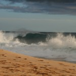 Makena Beach HJgh Waves