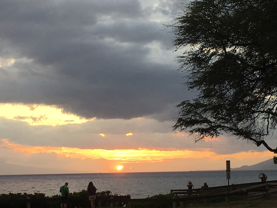 Maui Sunset at Kamaole III