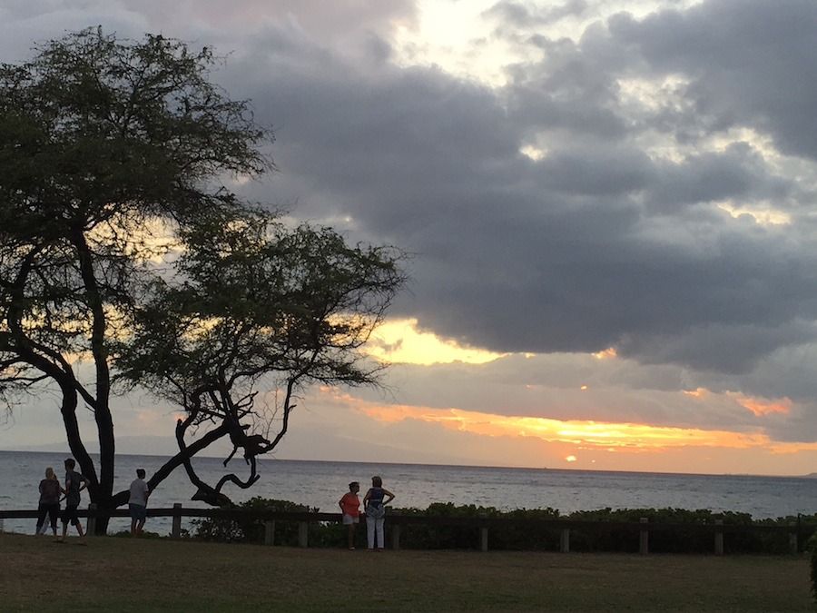 Maui Sunset Kam III