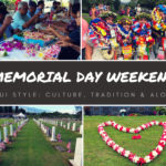 Memorial Day Weekend on Maui Collage